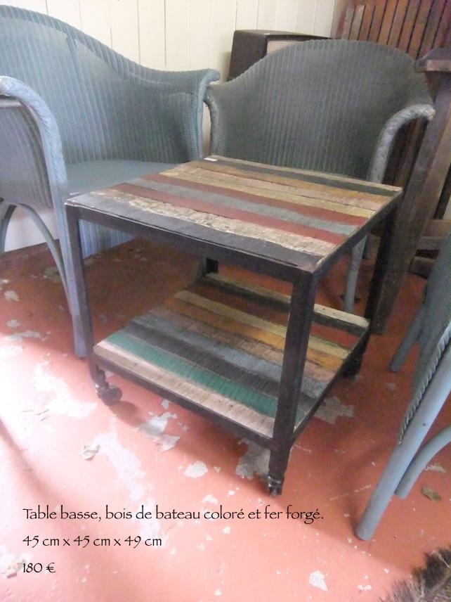 TABLE BSS BOIS BAT